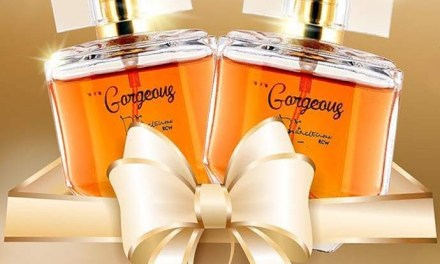 Free Gorgeous Perfume by RCW