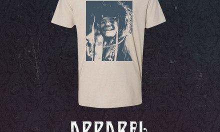 Janis Joplin Weekly T-Shirt Giveaway