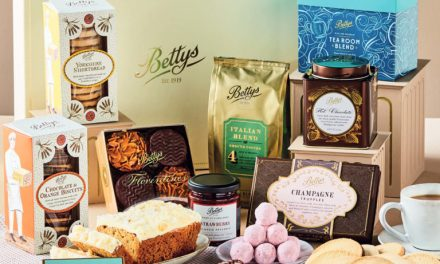 Free Betty's of Harrogate Hamper