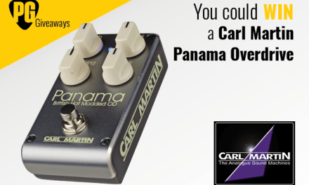 Carl Martin Panama Overdrive Giveaway
