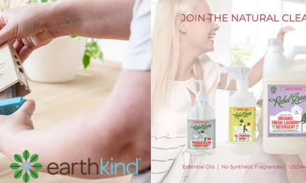 FREE EarthKind and Rebel Green Spring Parties Pack