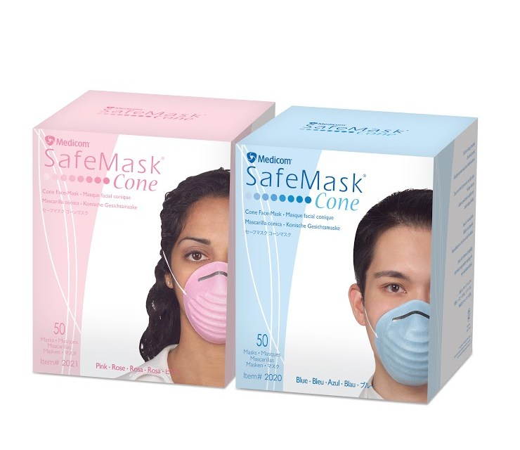 FREE SafeMask Cone Face Mask sample