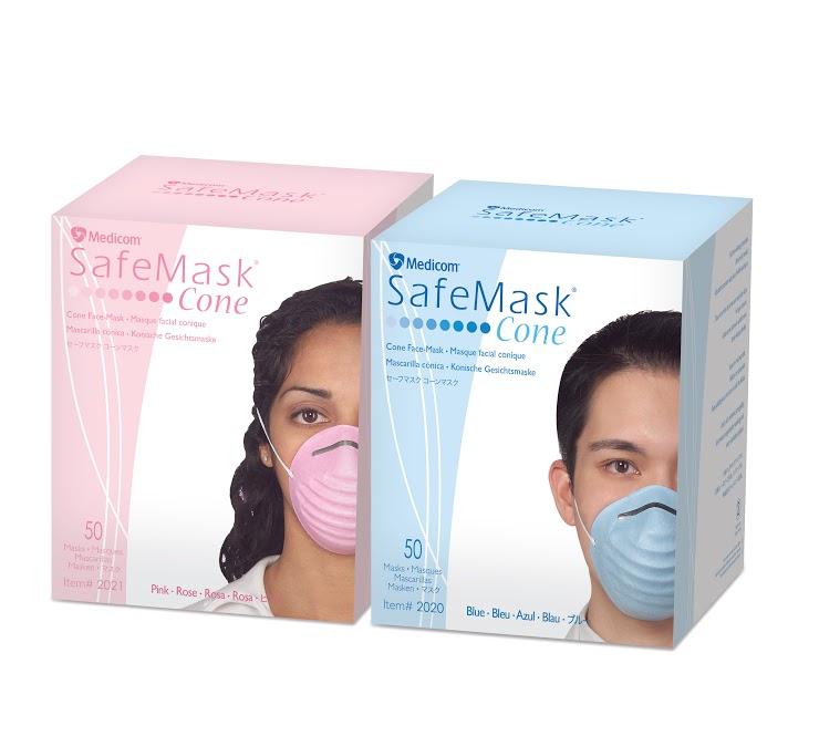 free-safemask-cone-face-mask-sample