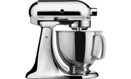 KitchenAid 3.5-Quart Mini Stand Mixer Giveaway