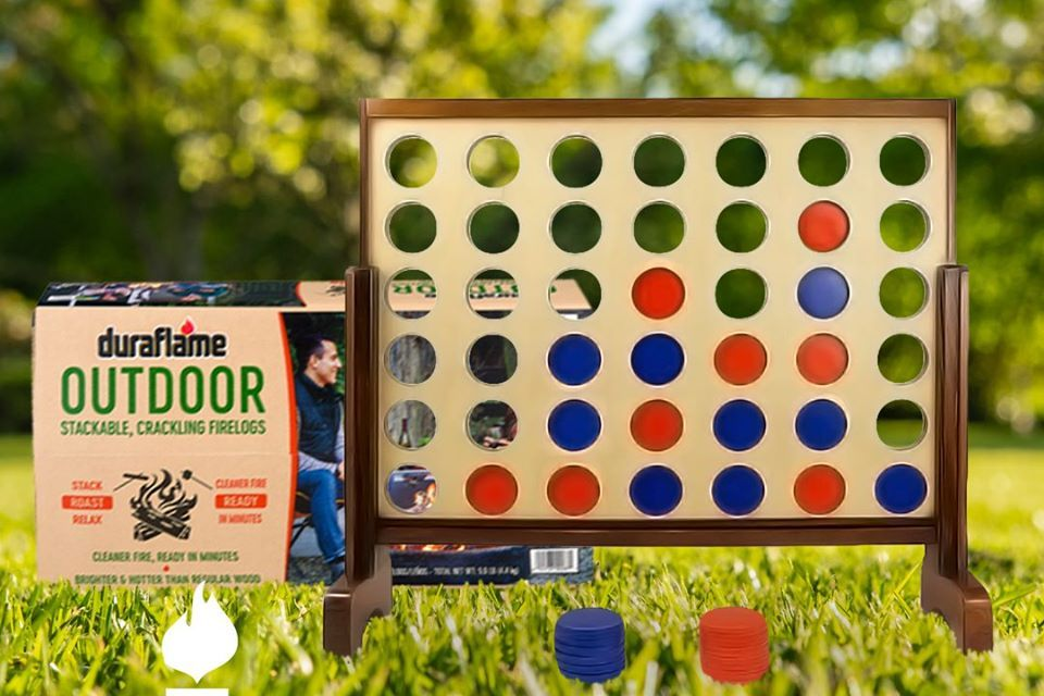 Duraflame Backyard Games Giveaway