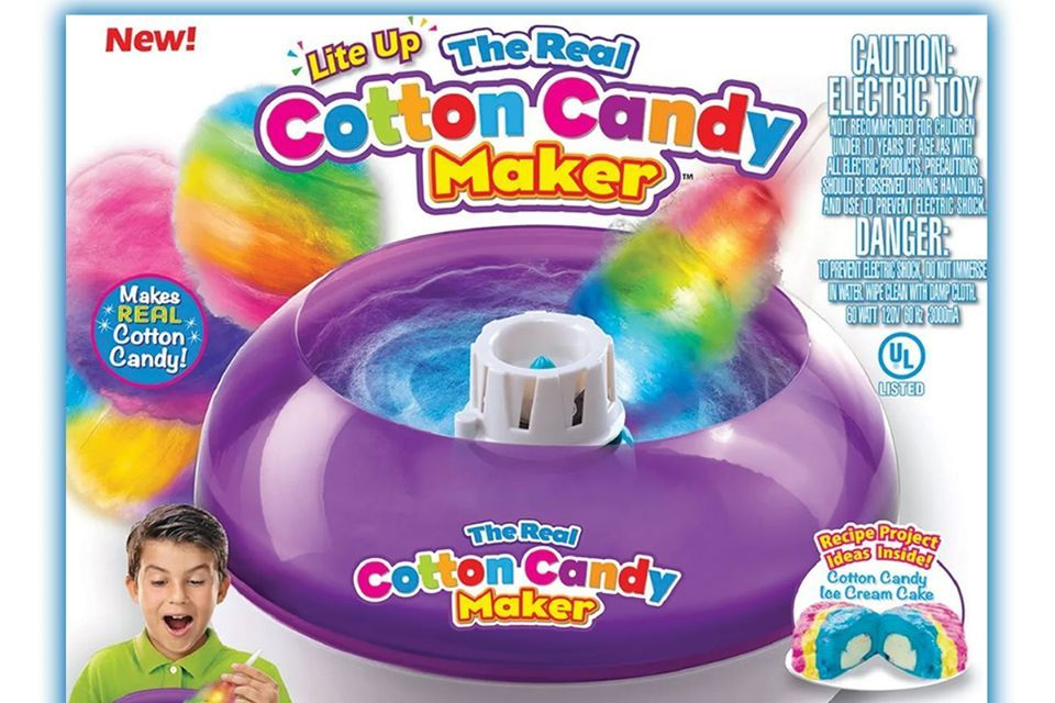 Cra Z Art Cotton Candy Maker Giveaway