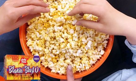 Jolly Time Pop Corn Giveaway