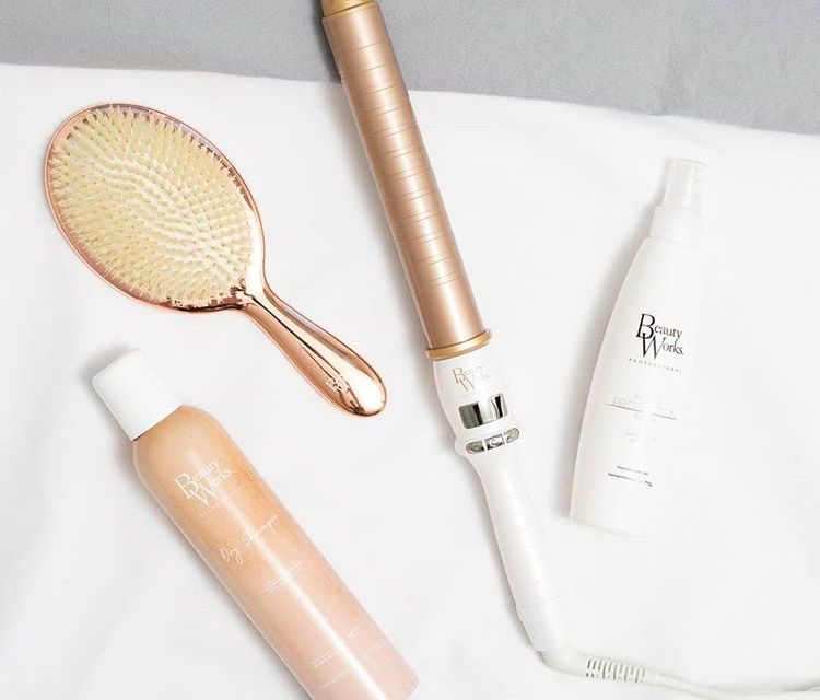 Beauty Works Professional Styler Instagram Giveaway