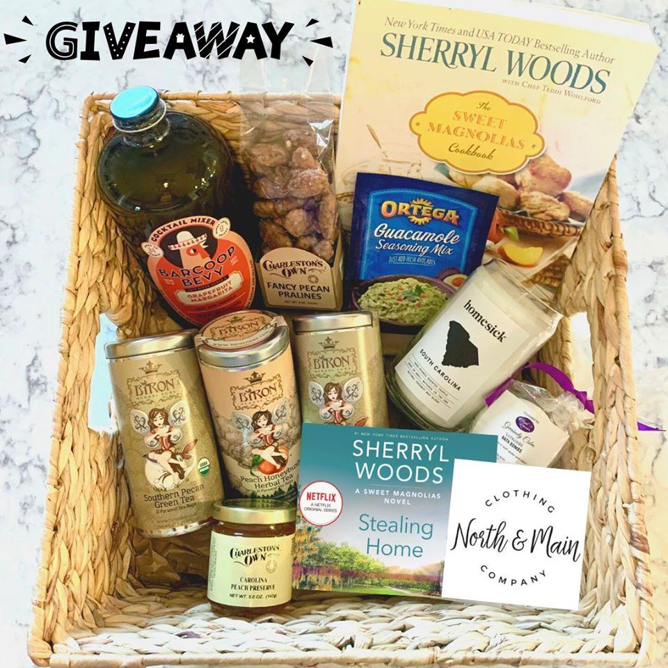 sherryl-woods-sweet-magnolias-giveaway