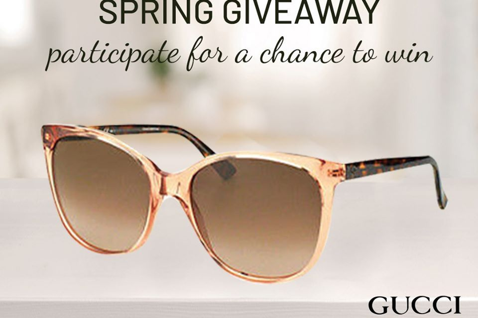 Beyond the Rack Gucci Sunglasses Giveaway