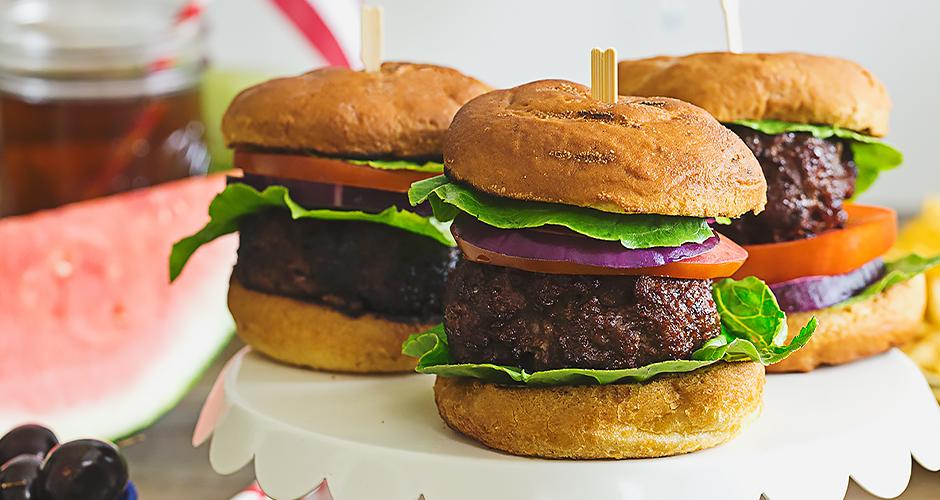 Free Canyon Bakehouse Burger Buns