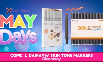 Skin Tone Markers Giveaway