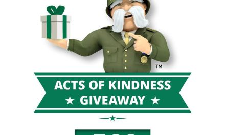 The General Acts of Kindness Sweepstakes