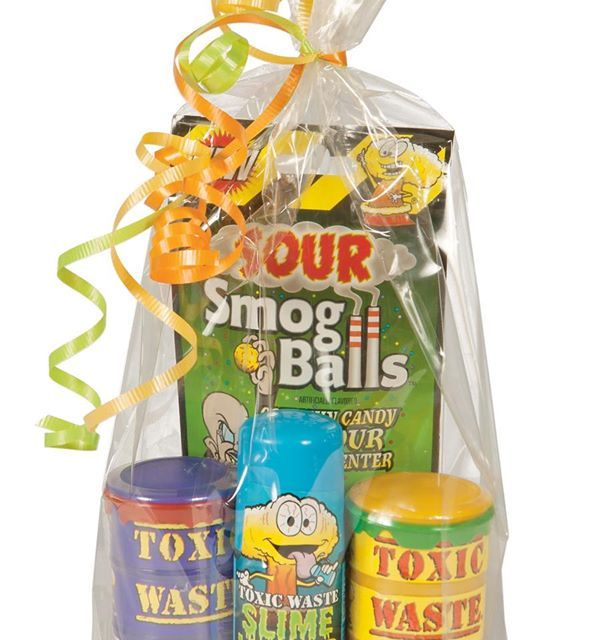 Toxic Waste Candy Giveaway