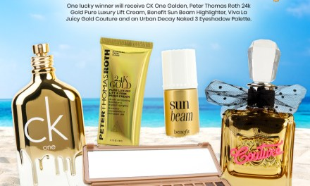 Golden Summer Giveaway