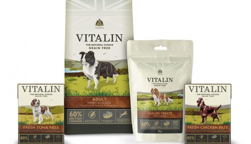 Free Vitalin Dog Food