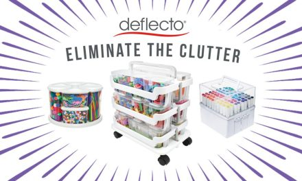 FREE Deflecto's Eliminate the Clutter Party