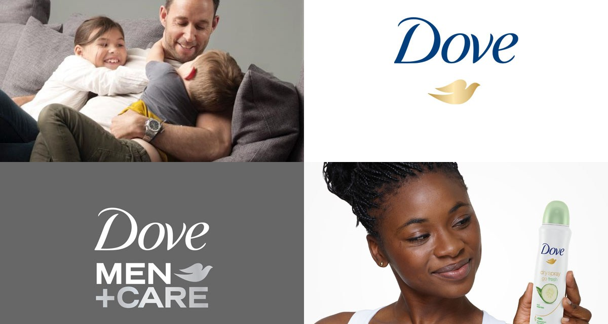 FREE Dove Dry Spray Antiperspirant Sample