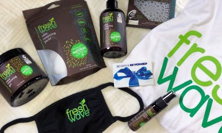 Fresh Wave and Bed Bath and Beyond Gift Card Giveaway