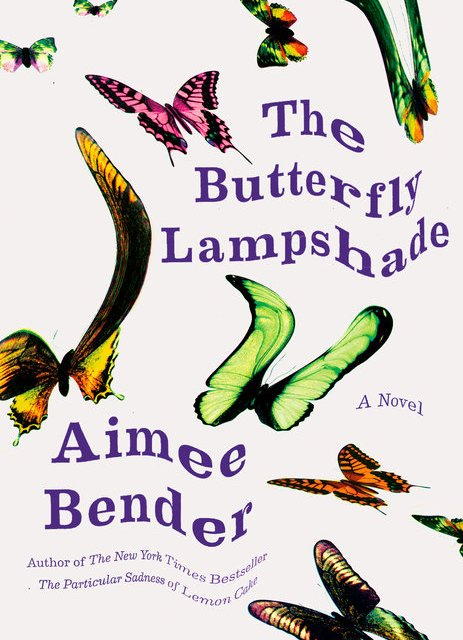 Read it Forward The Butterfly Lampshade Giveaway