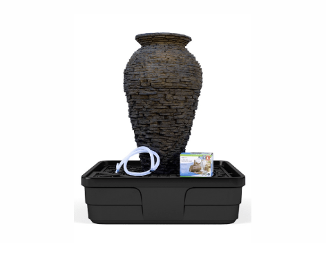 Slate Urn Landscape Fountain Kit Giveaway