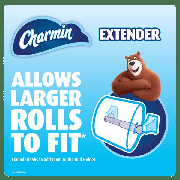 Free Charmin Roll Extender