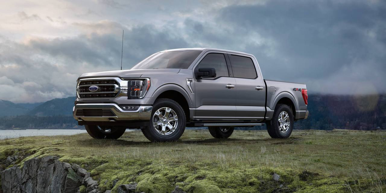 The 2021 F-150 Sweepstakes