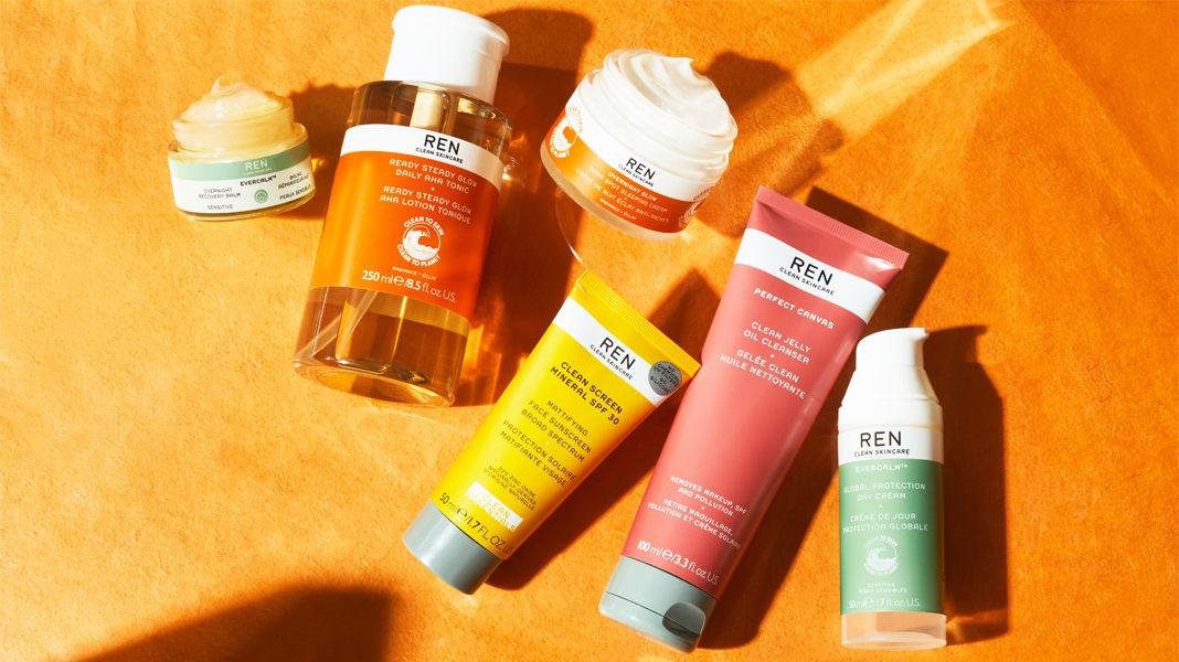 Win a REN Clean Skincare Bundle