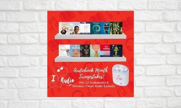 I Heart Audiobook Giveaway
