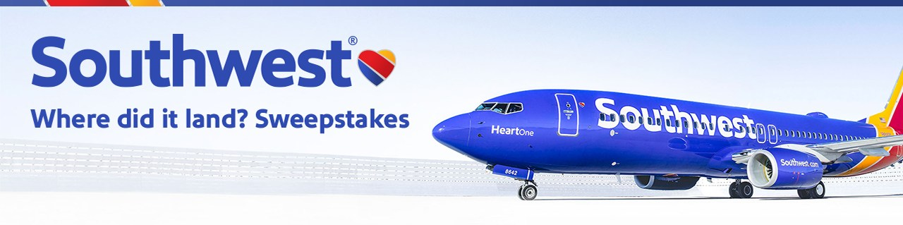 Southwest Airlines Sweepstakes