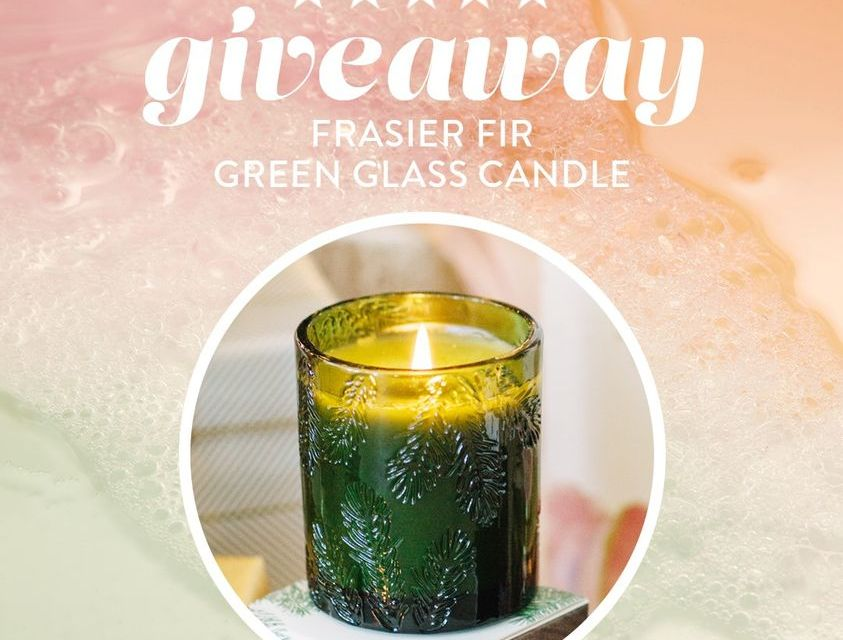 Thymes Candle Giveaway