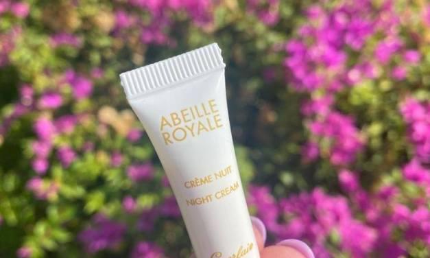 Free Guerlain Night Cream