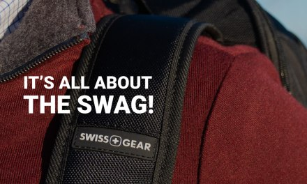 Weekly Swiss Gear Giveaway