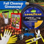Fall Cleanup Giveaway