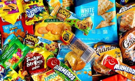 40 Snacks Giveaway