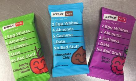 FREE RX Kids Bar Samples