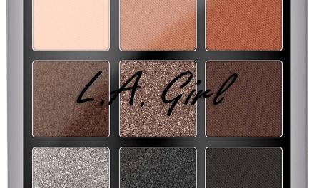 Free LA Girl Eyeshadow Palette