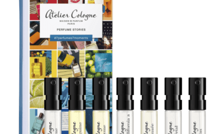 FREE Atelier Cologne Perfume Stories Mini Set
