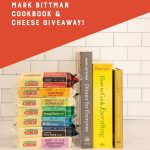 Cabot Cheese Cookbook Giveaway