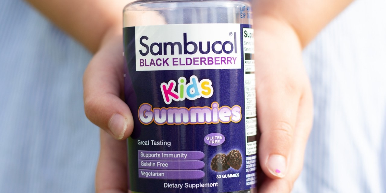FREE Sambucol Black Elderberry Powder