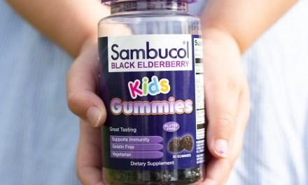 FREE Sambucol Black Elderberry Powder