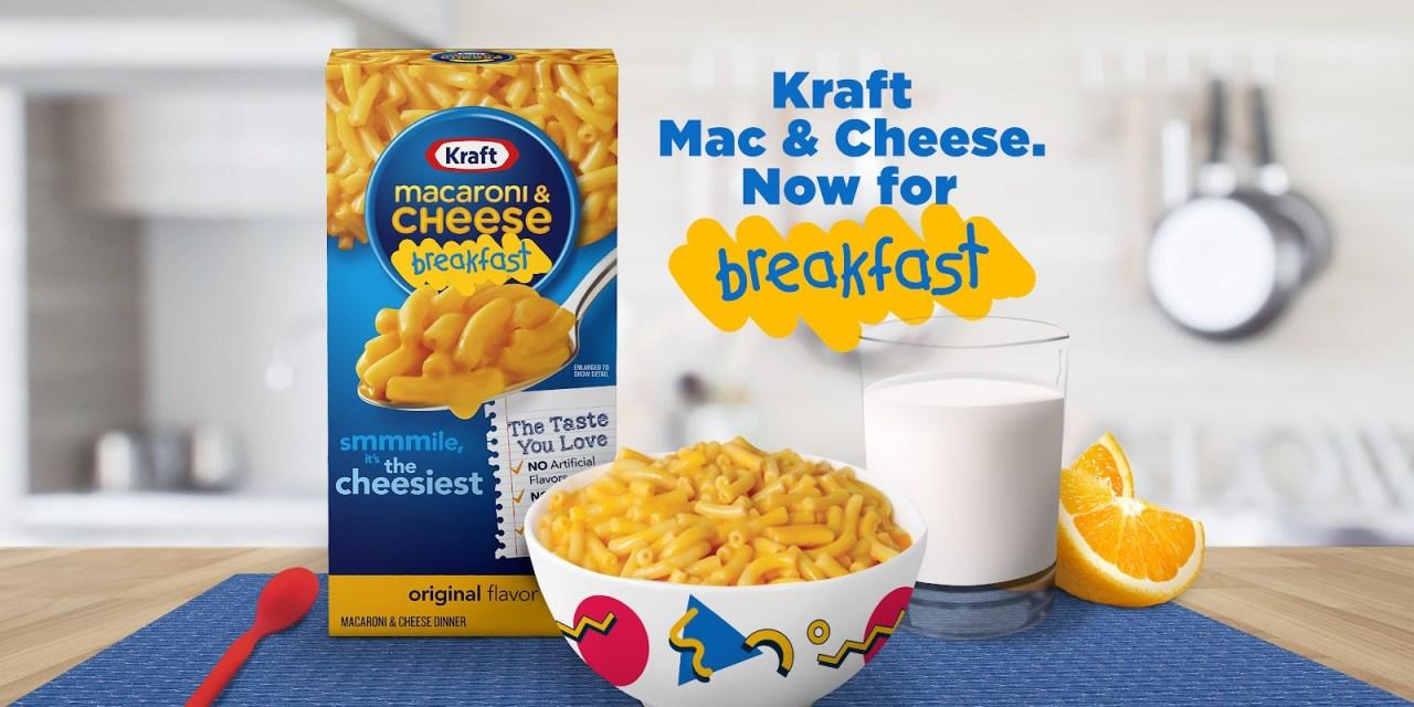 FREE Box Kraft Mac and Cheese