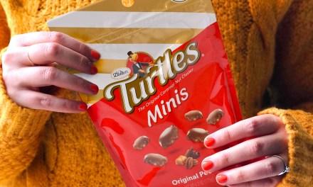 DeMet's Turtles Giveaway