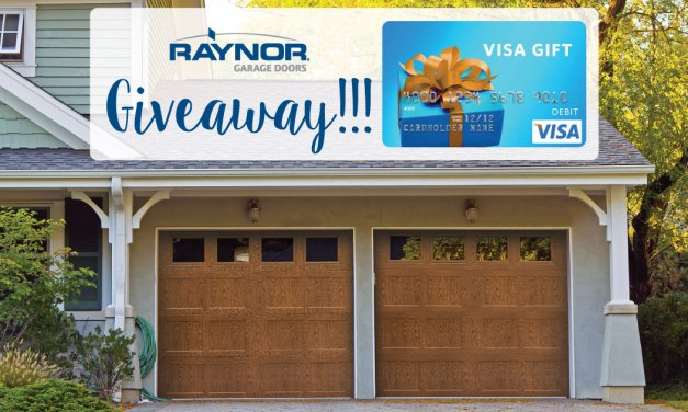 Raynor Visa Gift Card Giveaway