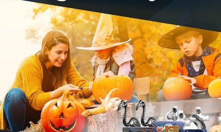System Pavers Halloween Giveaway