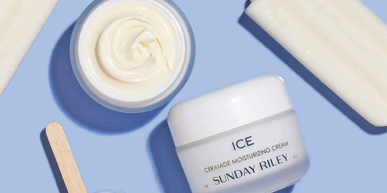 FREE Sunday Riley Auto Correct Brightening Depuffing Eye Contour Cream
