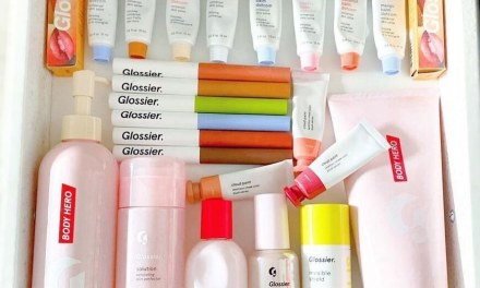 Free Glossier Beauty Box