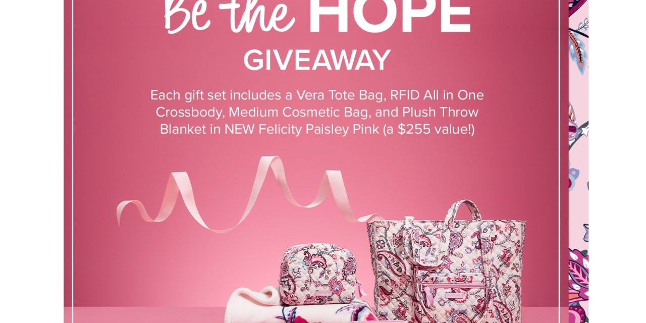 Be the Hope Quikly Giveaway