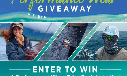 The Salt Life Performance Wear Giveaway
