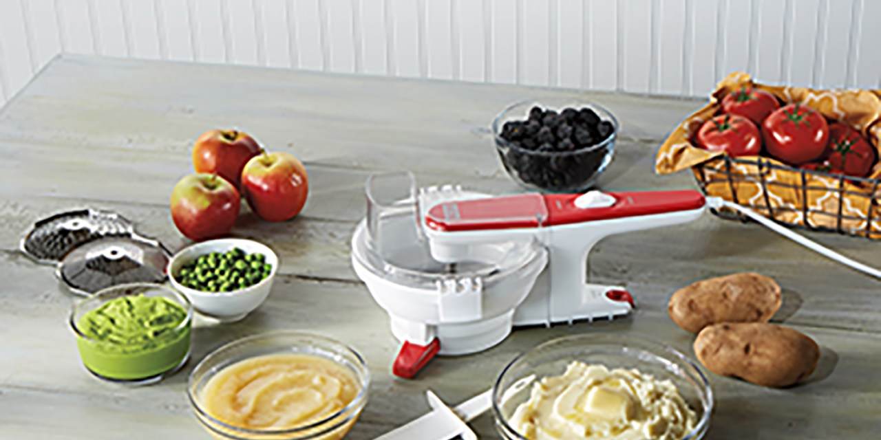 Weston Electric Food Mill Giveaway